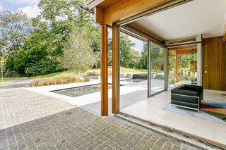 A Modernist Time Capsule by Erno Goldfinger Asks $4M - Photo 19 of 19 -