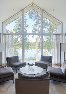 A Swedish Family's Dreamy Villa Fans Out For Lakeside Views - Photo 13 of 20 -