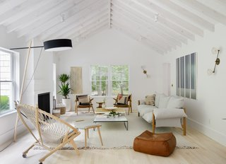 A Hamptons Beach Retreat Gets a Scandinavian-Style Makeover - Photo 7 of 19 -