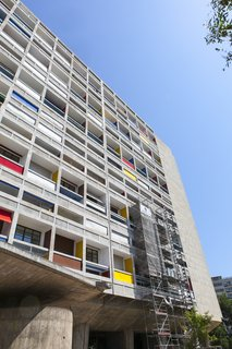 You Can Rent a Renovated Studio in Le Corbusier's Famed Cité Radieuse - Photo 1 of 12 -