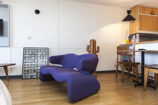 You Can Rent a Renovated Studio in Le Corbusier's Famed Cité Radieuse - Photo 11 of 12 -