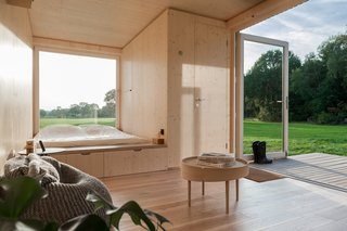 These Off-the-Grid Cabins in Belgium Keep Their Locations Secret Until You Book - Photo 7 of 11 -