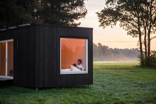 These Off-the-Grid Cabins in Belgium Keep Their Locations Secret Until You Book - Photo 10 of 11 -