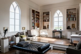 A Converted 19th-Century Church in the English Countryside Asks $923K - Photo 4 of 17 -