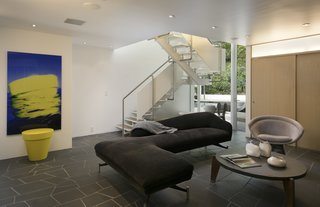 The home has been outfitted with the Crestron Home Automation system throughout.