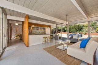 An Elegant Eichler Hits The Market At $1.15M In Northern California   Photo  3 Of