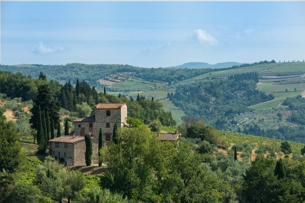 You Can Own Michelangelo's Former Tuscan Villa For $9.3M