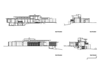 The elevations.