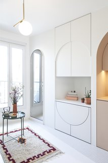 this tiny home in paris unfolds like a children 39 s pop up book dwell. Black Bedroom Furniture Sets. Home Design Ideas