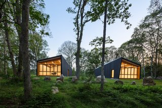 These Modern Artist Studios in the Connecticut Countryside Radiate Inspiration