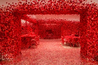 Design Digest: Yayoi Kusama, Gucci ArtLab, a Powerful Lynching Memorial, and More