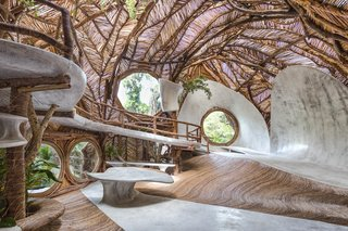 Design Digest: A Guggenheim Gallery in Tulum, a Donated Frank Lloyd Wright House, and More