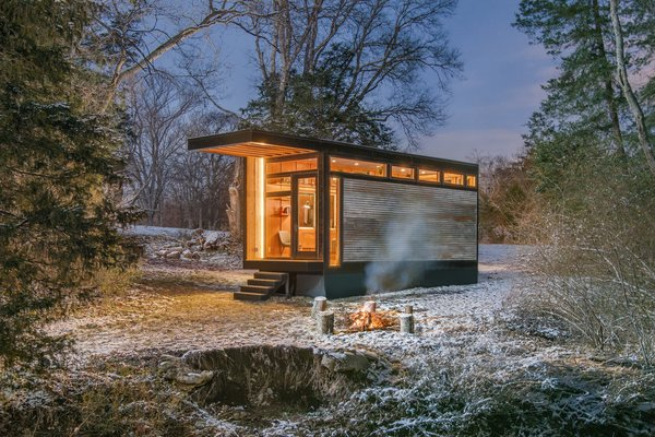 This Tiny Home and Writing Studio Was Invented For a Children's Author