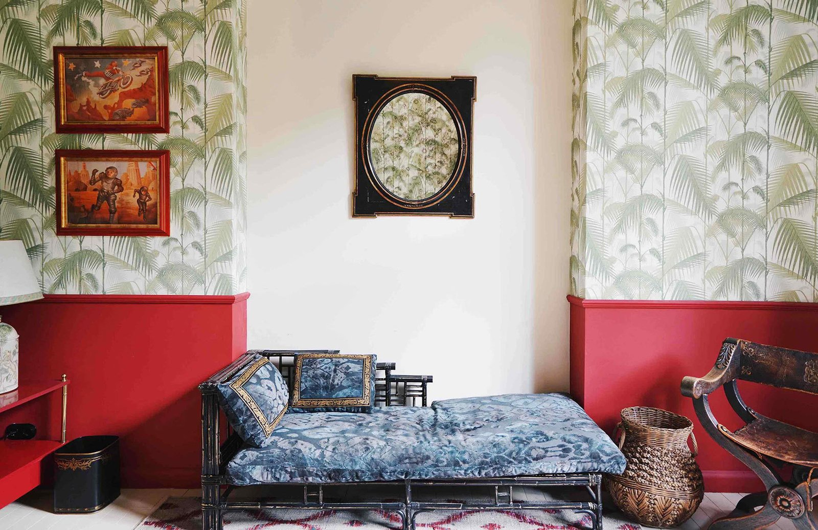 Living Room, Sofa, and Table Lighting  Photo 6 of 6 in Design Digest: Remembering Will Alsop, Elon Musk Makes Bricks, and More