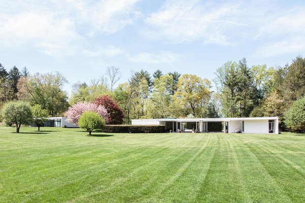 Own a Sleek Midcentury Abode by Iconic Architect Eliot Noyes For $2.75M