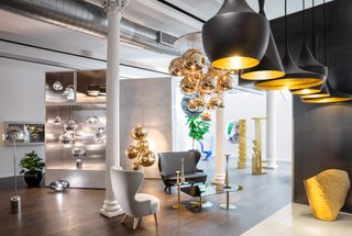 Design Digest: Tom Dixon Opens in SoHo, a Robot Restaurant in Boston, and More