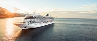 In addition to time on the water, the voyage includes overnight stays in 23 different destinations.