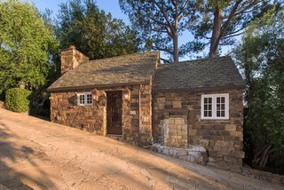 There is also a delightful stone cottage on the compound that is perfect for hosting events.