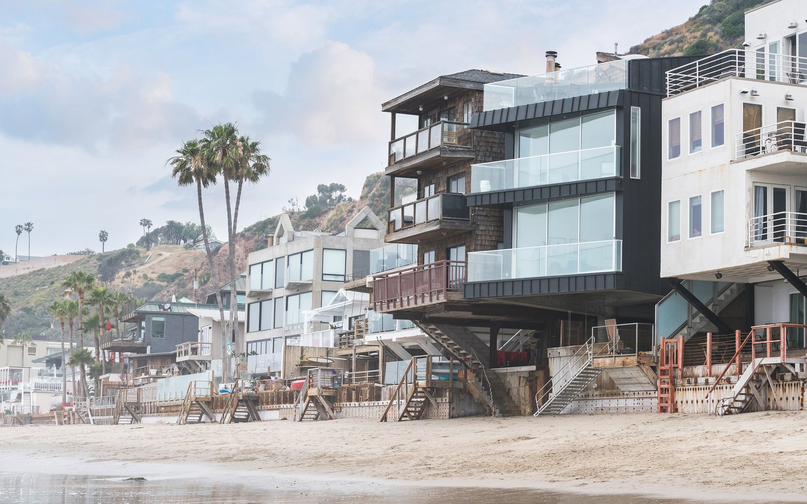 Own This Sustainably Designed Malibu Beach House For 5 7m