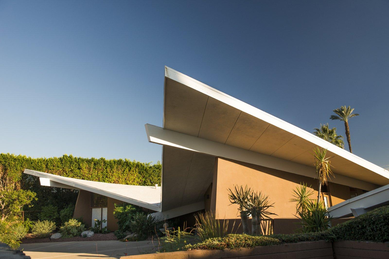 11 Celebrity Homes That Showcase Desert Modernism In Rancho Mirage Dwell