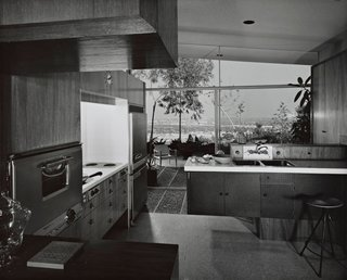 The classic midcentury kitchen prior to updates.