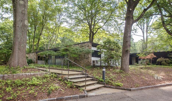 Own Legendary Designer Paul Rand's Midcentury Home For $895K