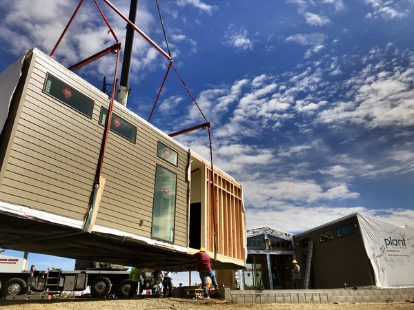 Amazon Joins Forces With Plant Prefab, a Smart Housing Startup
