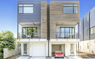 LivingHomes at Atwater Village is a part of a collection of six single-family homes located in the heart of L.A.'s Atwater Village.