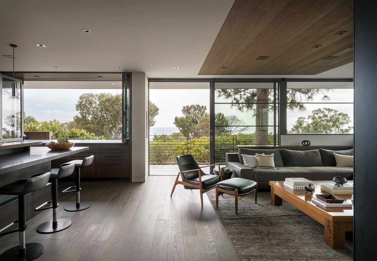 A Southern California Midcentury Gets a Serene, Japanese-Inspired Treatment - Dwell