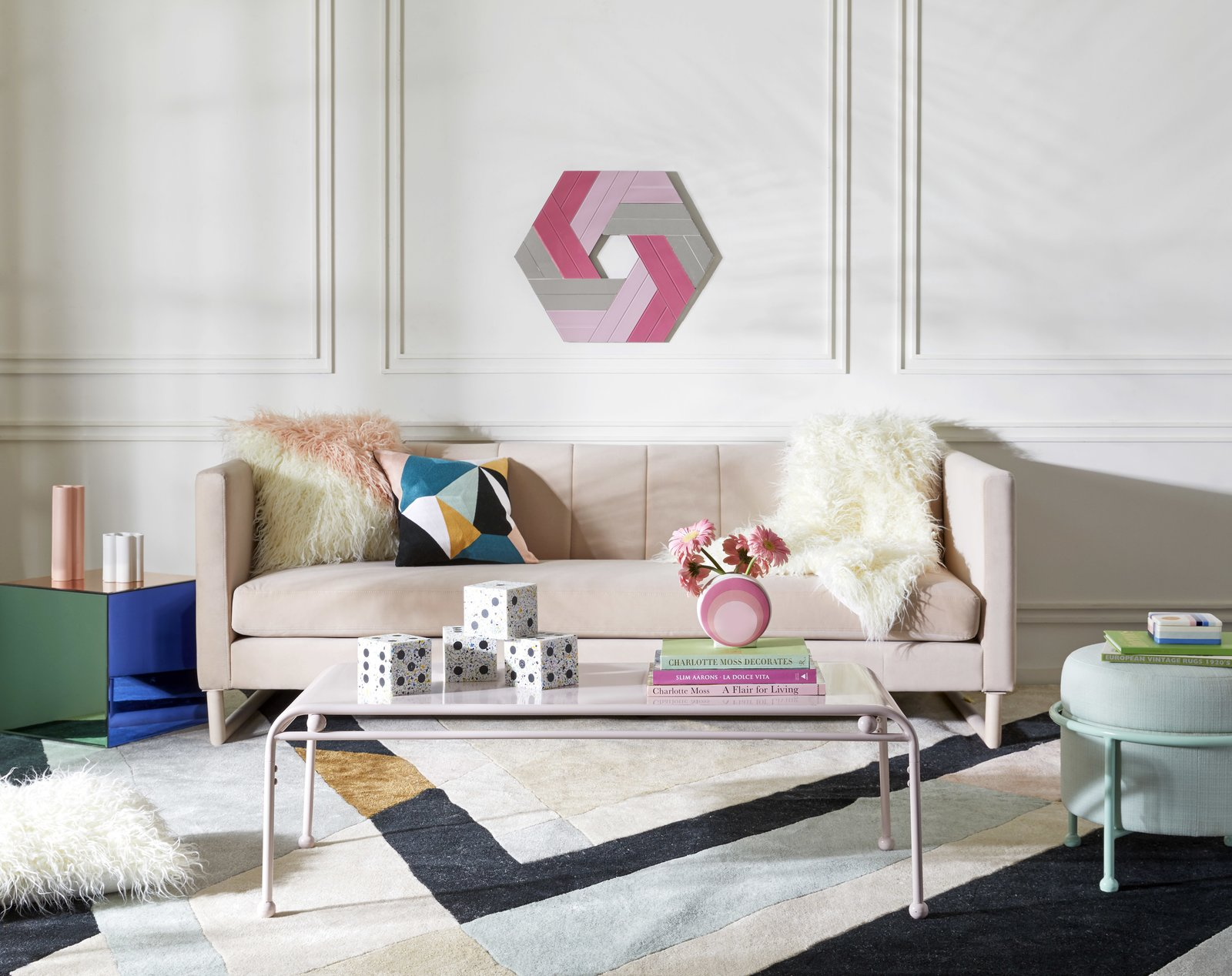 Take a Peek at Amazon's Colorful Collaboration With Iconic Designer Jonathan Adler