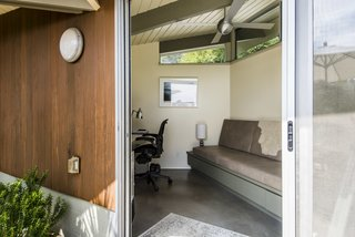 A bonus space is perfect for a home office or writer's studio.