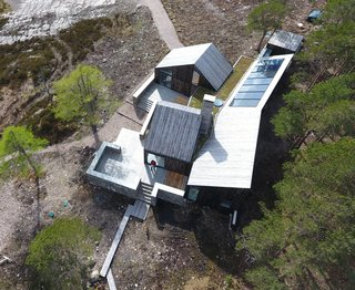 Lochside House By Haysom Ward Miller Riba House Of The