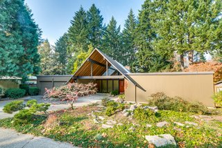 Rummer built over 700 post-and-beam midcentury modern homes in the Portland area.