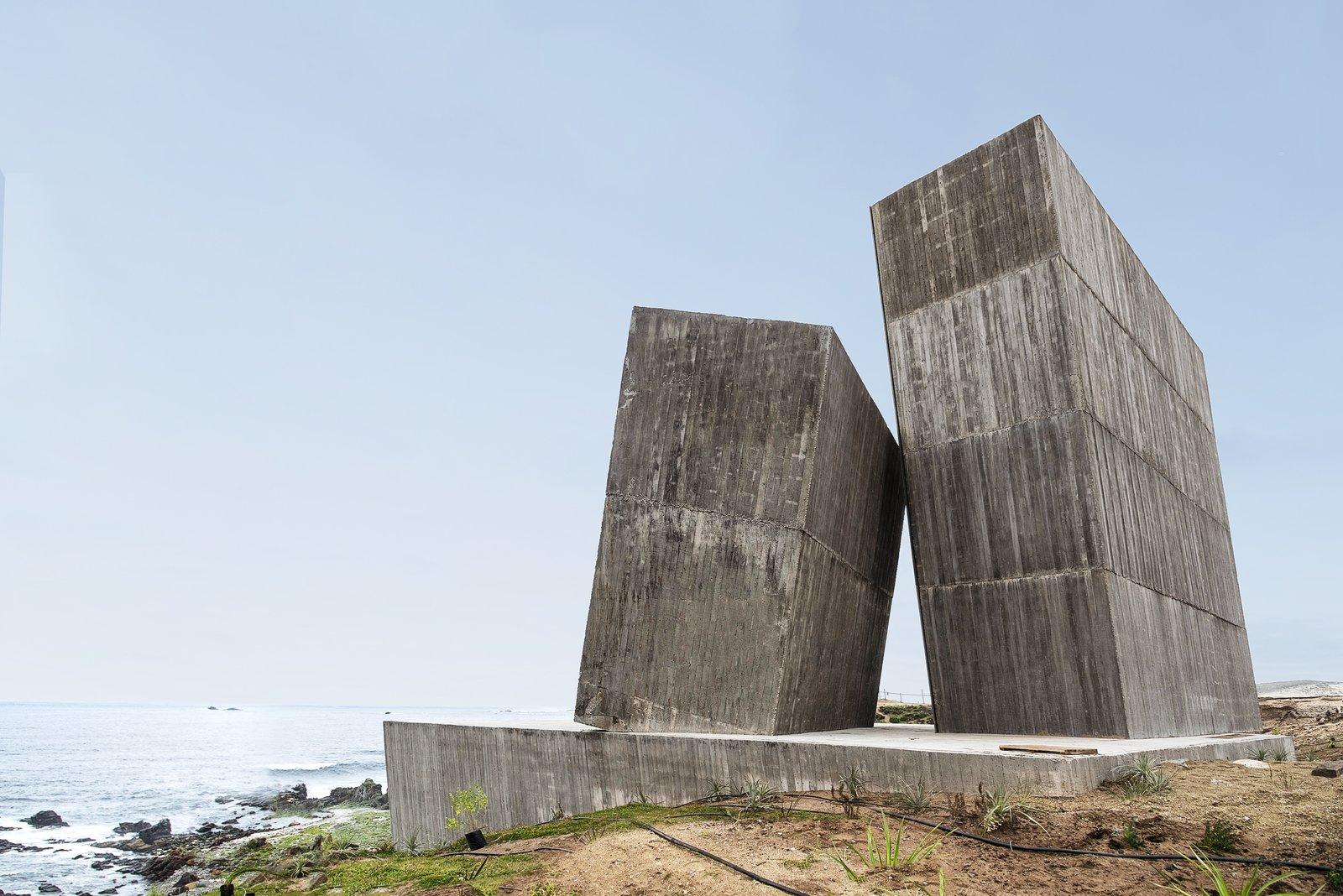 A Concrete Home by Pritzker Prize-Winner Alejandro Aravena Hits the Market For $1.5M