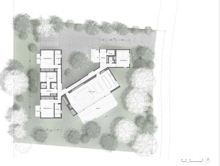 Four Leaves site plan
