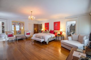 Another large and lavishly appointed bedroom.