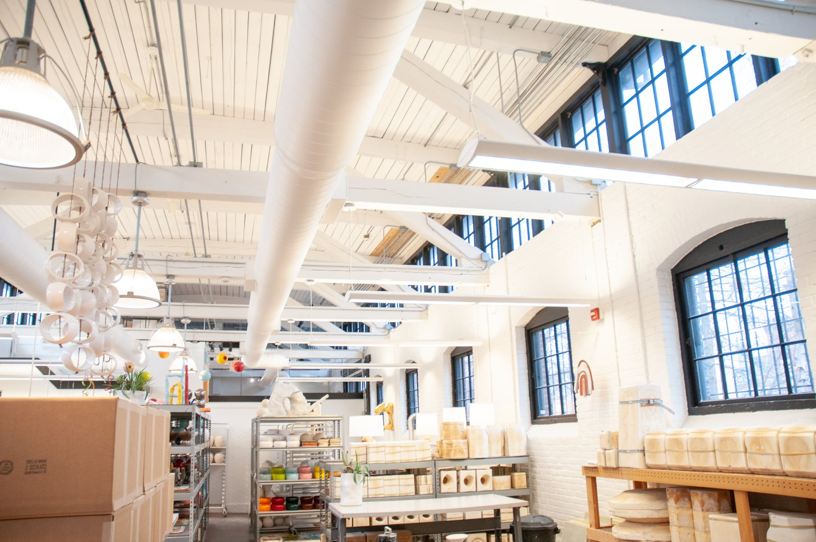 A Historic Dye Factory Turned Live/Work Space Lists For $899K