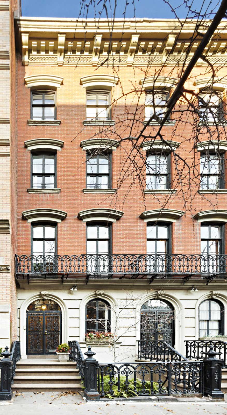 Two East Village Townhouses Linked to Mary-Kate Olsen Ask $16 Million