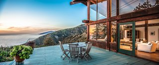 A Big Sur Home Sitting on a Former Gold Mine Just Listed For $2.25M