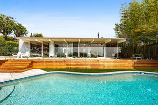 A Bay Area A. Quincy Jones–Designed Eichler With an Epic Backyard Lists for $1.45M