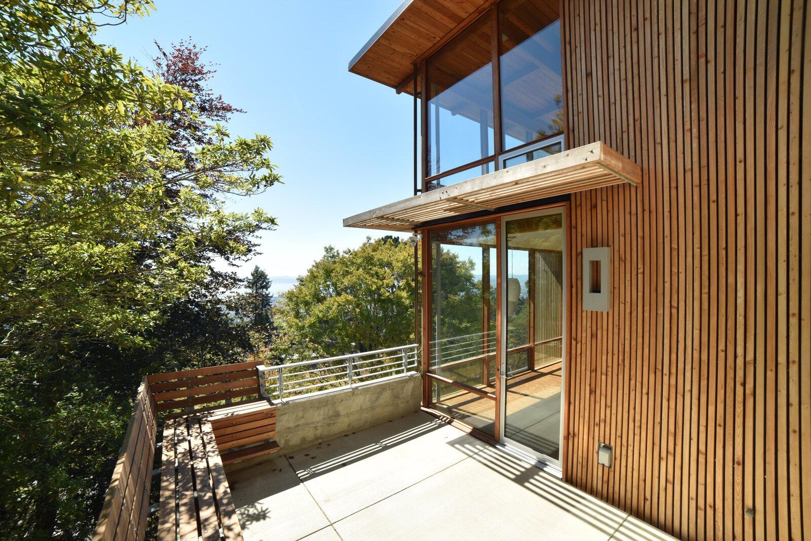Phoenix House patio