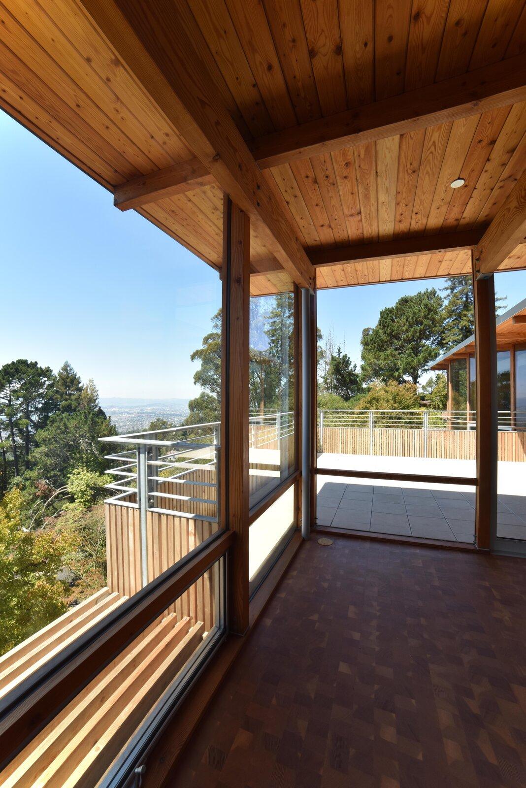 Phoenix House deck