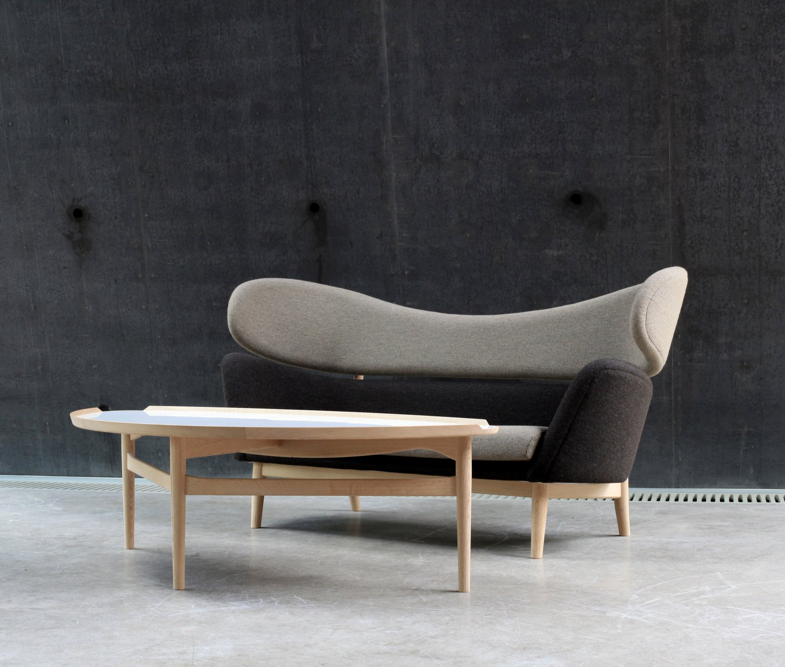 Finn Juhl Baker Sofa By Design Within Reach   Dwell