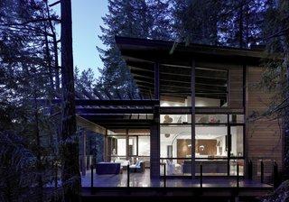 Turkel Design's Award-Winning Gambier Island House