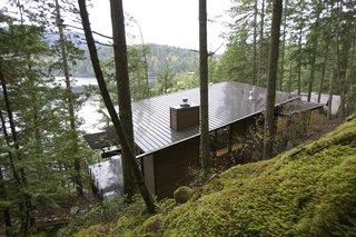 Turkel Design's Award-Winning Gambier Island House - Photo 2 of 5 -