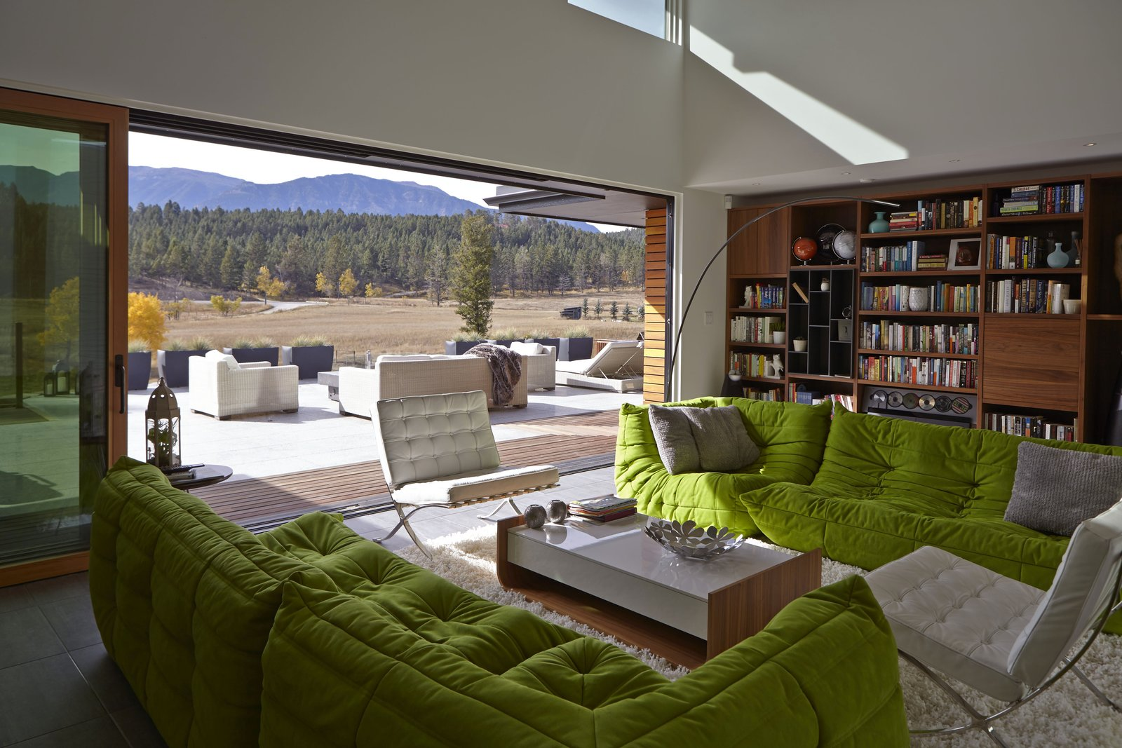 Windermere House by Turkel Design