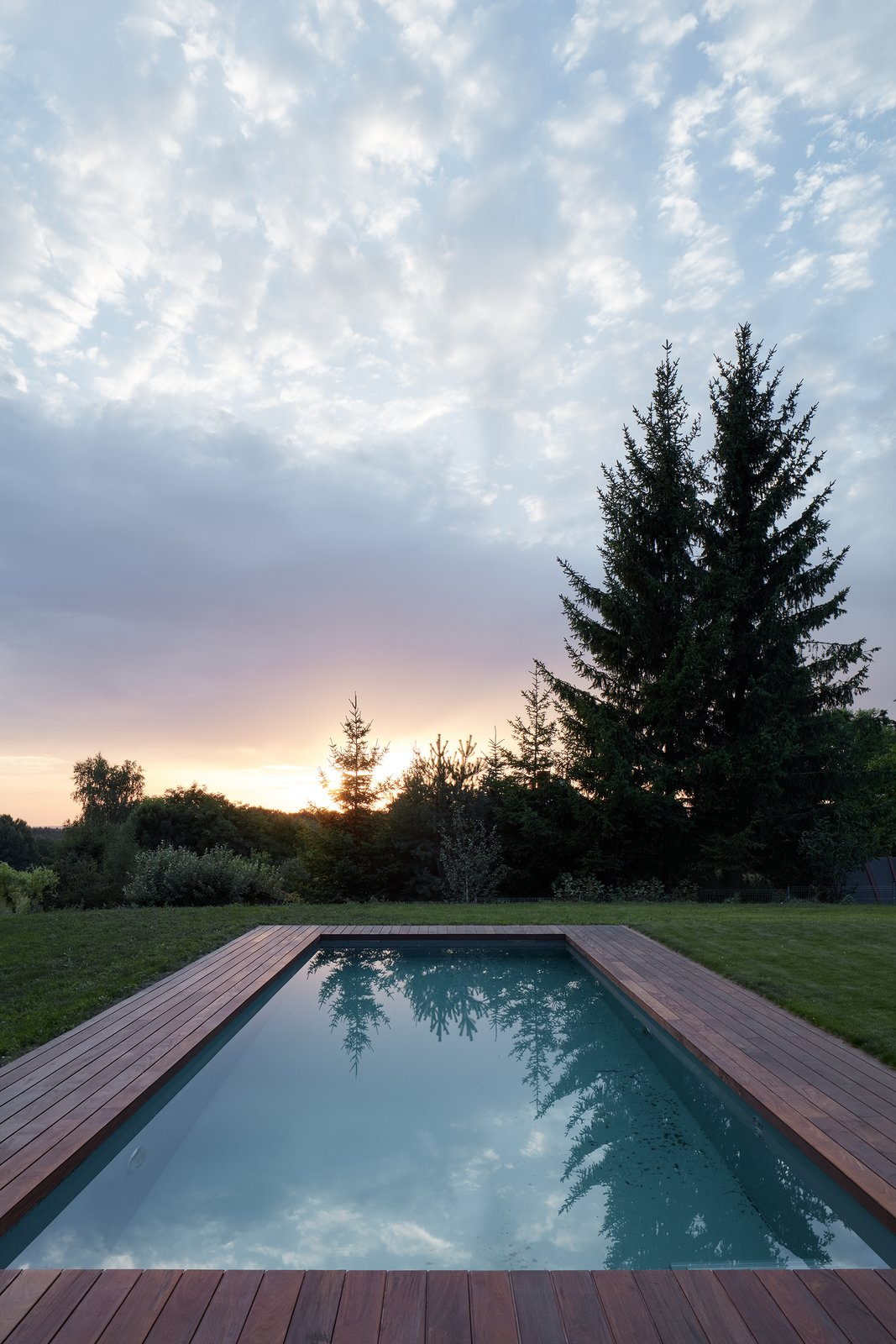 Outdoor, Large Pools, Tubs, Shower, and Swimming Pools, Tubs, Shower  Engel House by BoysPlayNice Photography & Concept