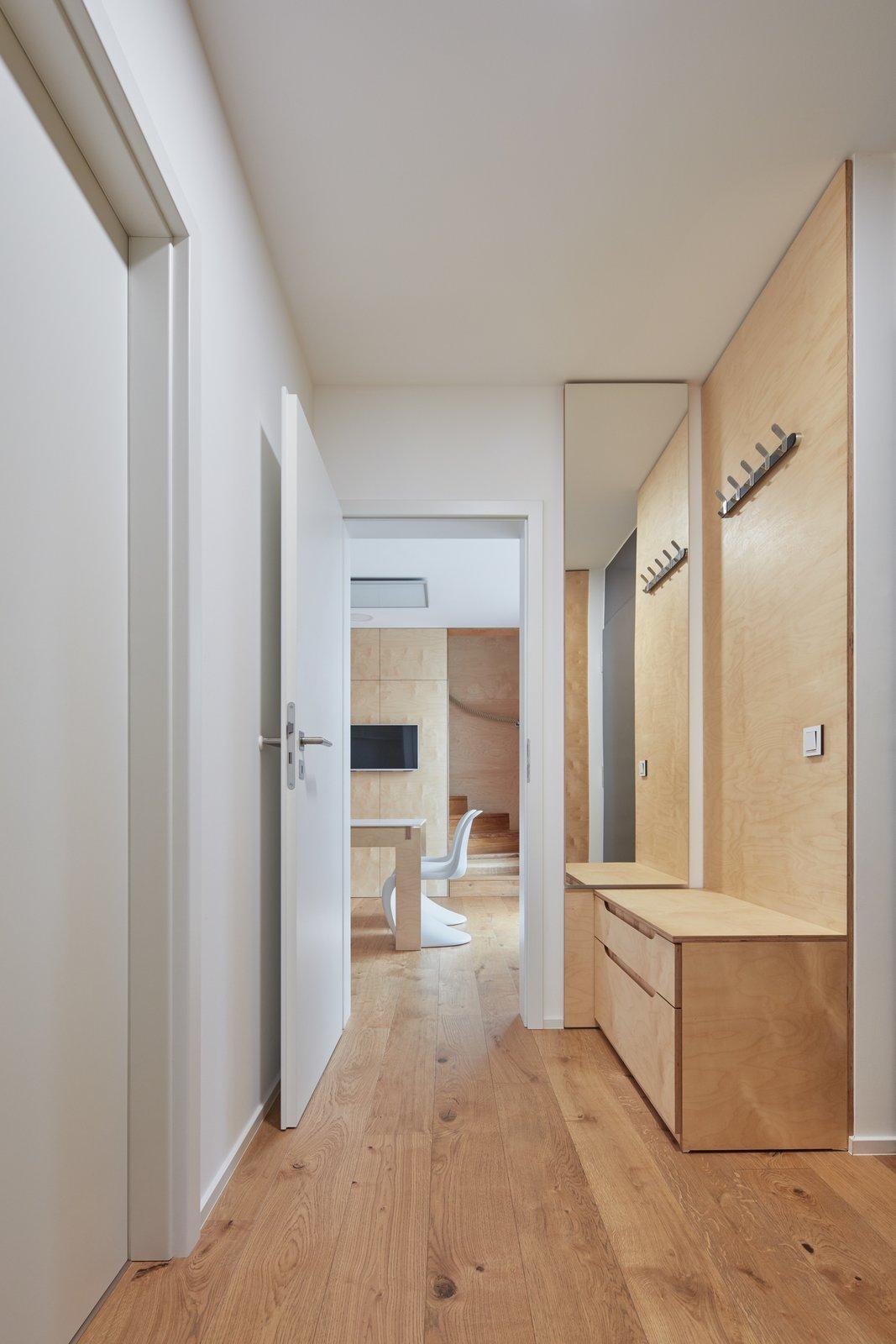 Hallway and Medium Hardwood Floor  Freedomek No.061 by BoysPlayNice Photography & Concept