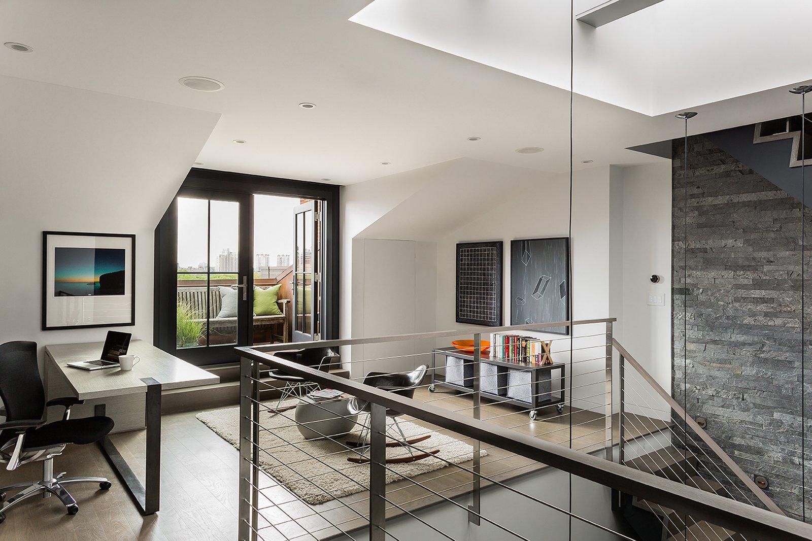 Atrium House by Ruhl Walker Architects