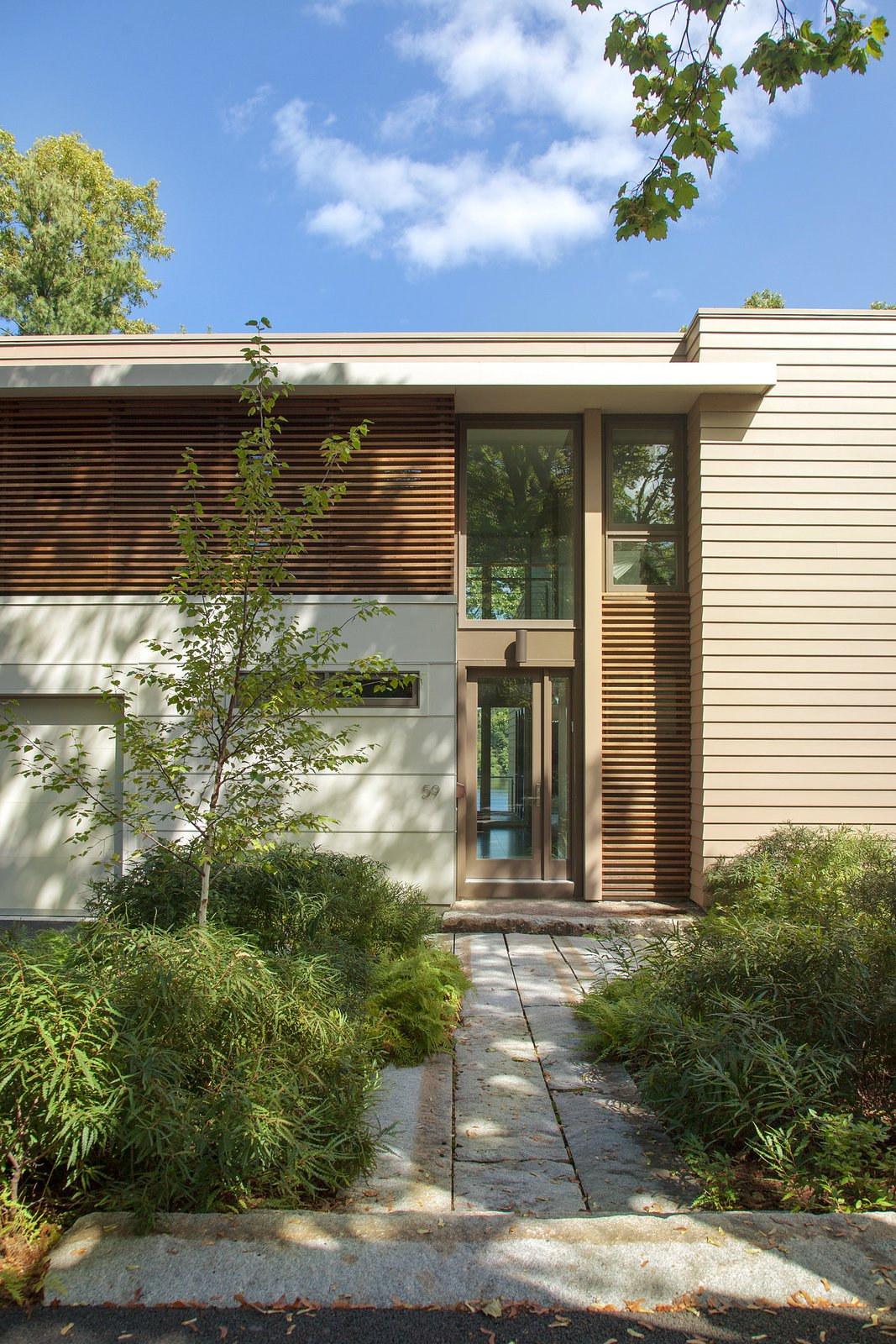 Mystic Lake House by Ruhl Walker Architects